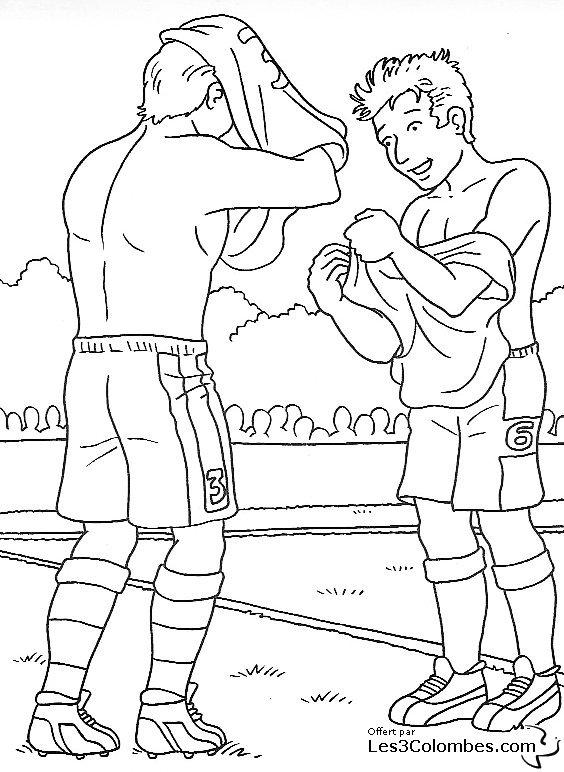 Coloriage coupe du monde de football 02 coloriage en ligne gratuit pour enfant - Coloriage pour enfant en ligne ...